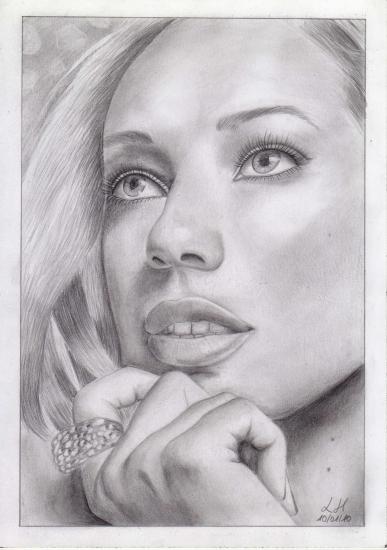 Leona Lewis par Lemik90